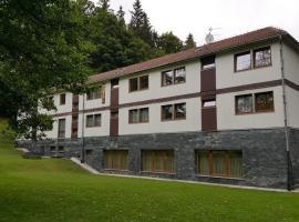 Hotel Koliba, hotel poblíž významného místa Praděd, Ludvíkov