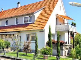 Ferienhaus Jäger, Hotel in der Nähe von: Messe Friedrichshafen, Friedrichshafen