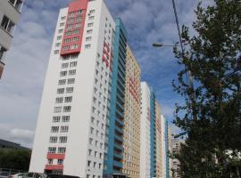 Комнаты на Московском Шосее, отель в Нижнем Новгороде, рядом находится Станция метро Бурнаковская