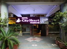 Hotel City Heart Premium, hotel in Chandīgarh