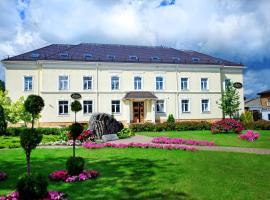 Lucia, hotel in Ludza