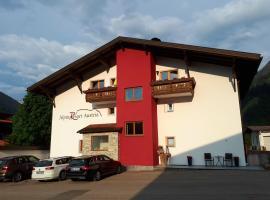 Alpin Resort Austria, family hotel in Bichlbach