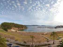 Hostal Brisa do mar, hotel cerca de Playa de Silgar, Portonovo