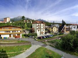 Villa Krejza, privát vo Vysokých Tatrách