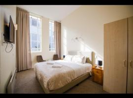 Grand Central Serviced Apartments, budget hotel in Auckland
