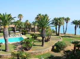 Casa Realia, hotel vicino alla spiaggia a Agrigento