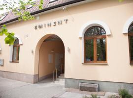 Hotel Eminent, hotel v destinaci Zlaté Moravce