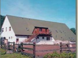 Pferdehof Ranzow, farm stay in Ranzow