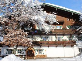 Landsitz Römerhof - Hotel Apartments, hotel v Kitzbuhelu