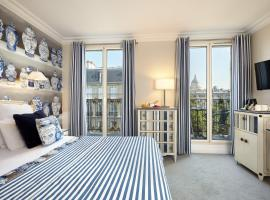 Relais Saint Jacques, hotel near Raspail Metro Station, Paris