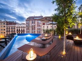 OD Barcelona, hotel de 5 estrellas en Barcelona