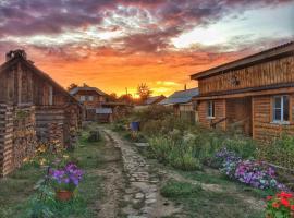 Alexander Beketov's Guesthouse, pet-friendly hotel in Ust'-Barguzin
