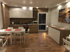 Manifik Pokoje Gościnne – hotel w Łebie