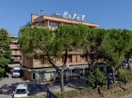 Hotel Tevere Perugia, hotell nära Perugia San Francesco d'Assisi internationella flygplats - PEG,