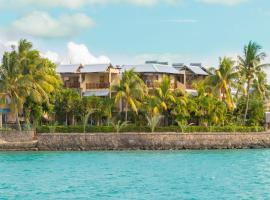 Residence Peramal, serviced apartment in Grand-Baie