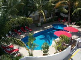 Hotel Palace Inn Poniente, отель в городе Тустла-Гутьеррес