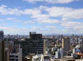 Apto Curitiba Cond. Clube Sky, hotel near Tingui Park, Curitiba