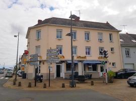 Hotel Restaurant l'Avenir, hotel near Tours Loire Valley Airport - TUF, Saint-Pierre-des-Corps