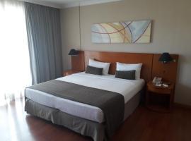 Barra First Class, serviced apartment in Rio de Janeiro