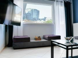 Meteora View Modern Apartments, apartment in Kalabaka