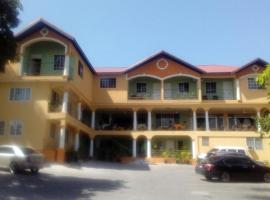 Palm Bay Guest House & Restaurant, homestay in Montego Bay