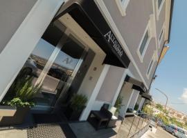 Hotel Altavilla Catanzaro, hotell i Catanzaro