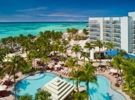 Aruba Marriott Resort & Stellaris Casino, hotel in Eagle Beach
