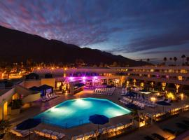 Hotel Zoso, boutique hotel in Palm Springs