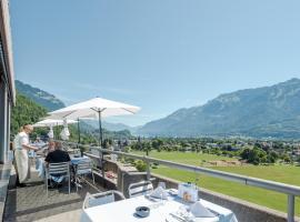 Metropole Swiss Quality Hotel, отель в Интерлакене