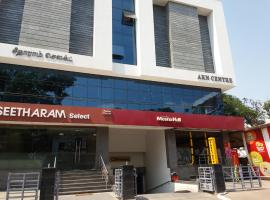Hotel Seetharam Select, hotel in Coimbatore