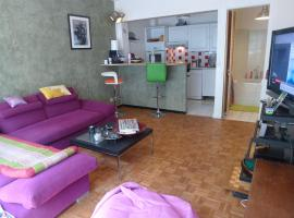 Appartement 2 pieces Le Gallo, self catering accommodation in Boulogne-Billancourt