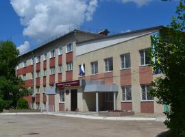 Hotel on Yubileynaya 1, hotel in Kamyshin