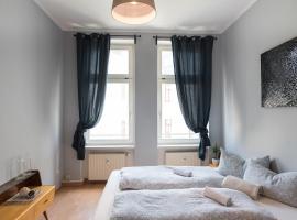 Oskars Absteige, hostel in Leipzig
