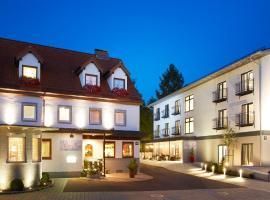Hotel & Restaurant Wilder Mann, hotel in Aalen