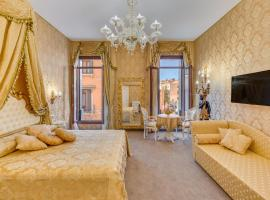 Residenza Veneziana, hotel perto de Praça São Marcos, Veneza