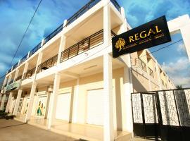 Regal Apartments, hotel near Little Monkey Zoo (Bijilo Monkey Park) (Banjul), Kololi
