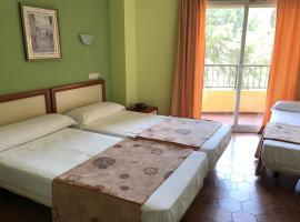 Hotel Imperial II, hotel in Cullera