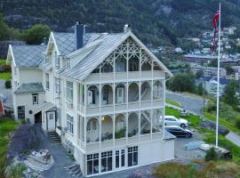 Vikinghaug, hotell i nærheten av Trolltunga i Odda