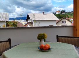 Apartment Janja, hotel blizu znamenitosti Terme Dobrna, Vojnik