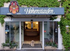 Hotel Hohenstaufen, hotel in Göppingen