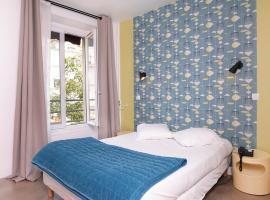 Zazie Hôtel, hotel in 12th arr., Paris