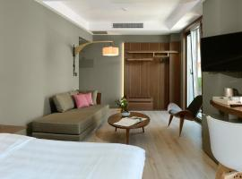 Lake Spirit Boutique Hotel & Spa, hotel in Ioannina