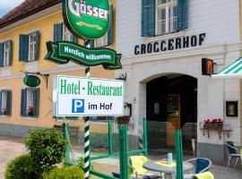 Landhotel Groggerhof, Hotel in der Nähe von: Obdach Ski Lift, Obdach