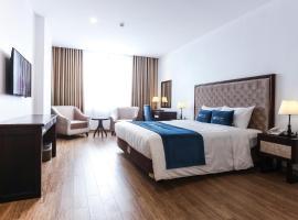 Song Loc Luxury Hotel, hotel in Ha Long