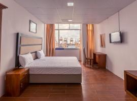 Metro Port City Hotel, hotel in Colombo