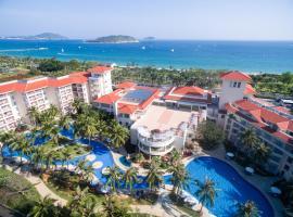 Sanya Resort Golden Palm, hotel in Sanya