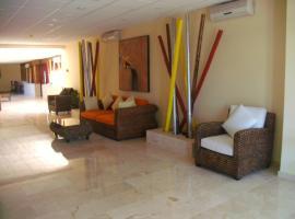 Bungalows Rebecca Park, hotel in Playa del Inglés
