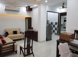 Entire World Class Apartment near Metro Station, apartment in Ghaziabad