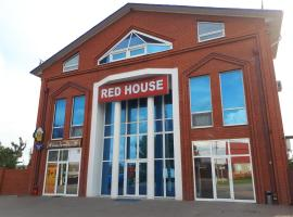 Red House, hotel in Belgorod