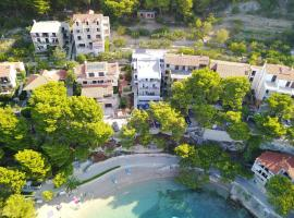Villa Dalmatia Apartments, apartment in Brela